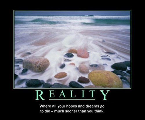 dreams depressing funny reality - 8224513536