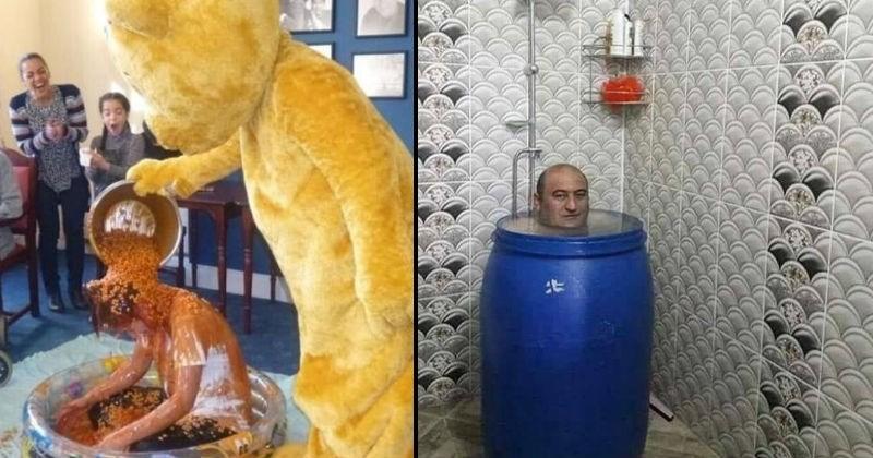 weird curses images