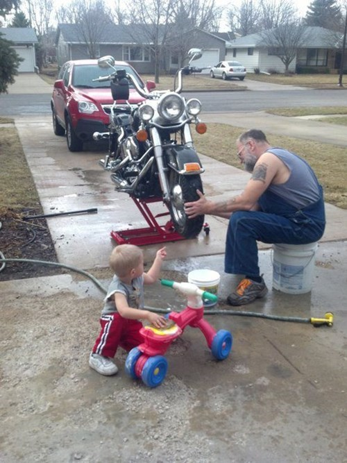 kids,motorcycle,parenting