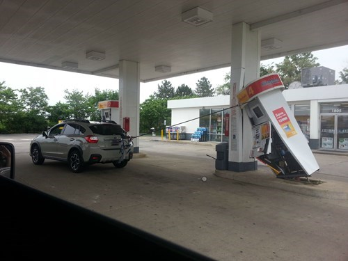 gas station,FAIL,monday thru friday,g rated