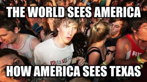 texas,sudden clarity clarence