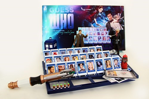 board games,doctor who