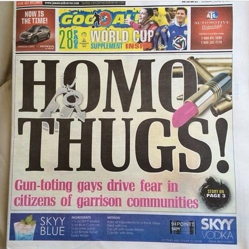 wtf,homo thugs
