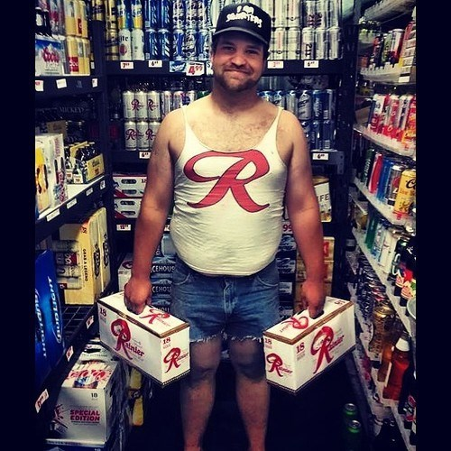 beer jorts funny rainier after 12 g rated - 8224945408