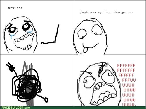 charger,packaging,rage