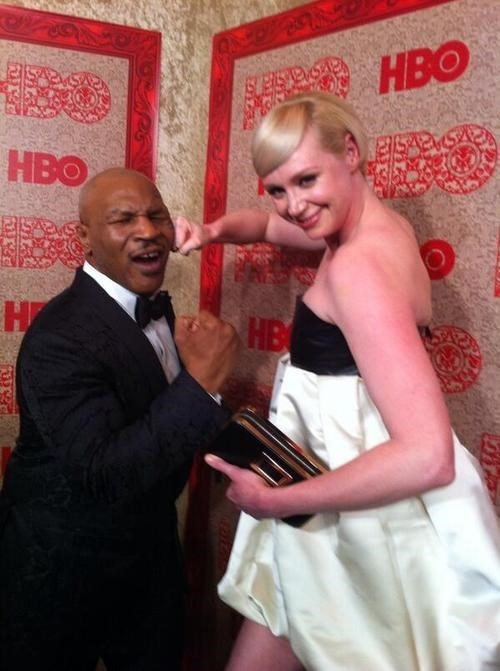 brienne of tarth Game of Thrones ears mike tyson - 8225457920
