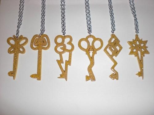 Fan Art cutie mark keys - 8225500416