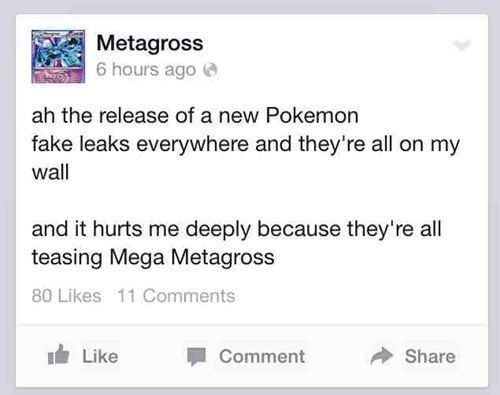 mega metagross metagross facebook - 8225720320