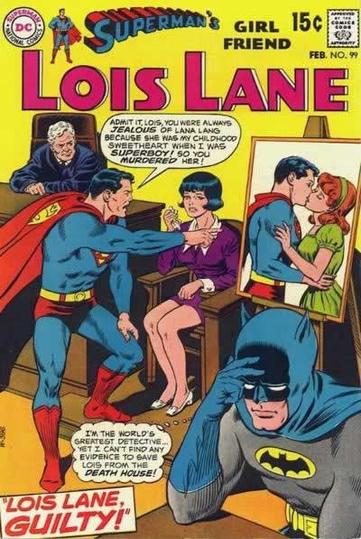 lois lane Straight off the Page superman - 8225720832