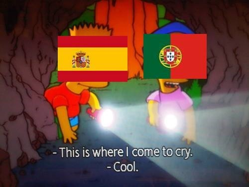 portugal Netherlands world cup Spain Germany soccer the simpsons - 8225777664