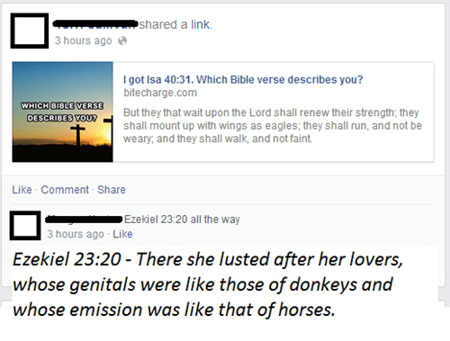 bible,sexy times,quotes,failbook