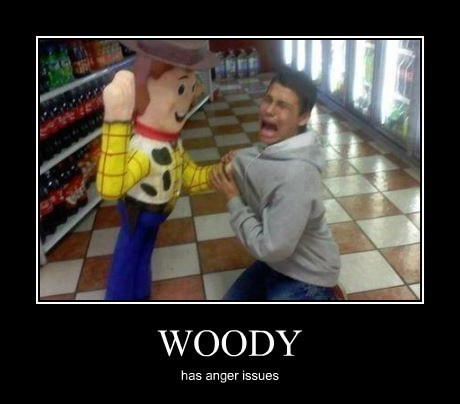 angry,funny,toy story,woody