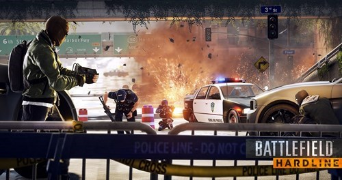 beta battlefield battlefield hardline Video Game Coverage - 8226549504