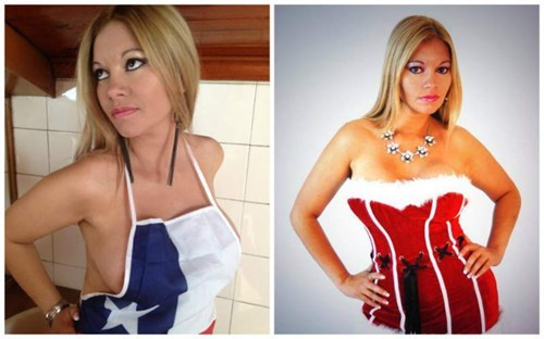 Chile sexy times pr0n world cup dating - 8226854912