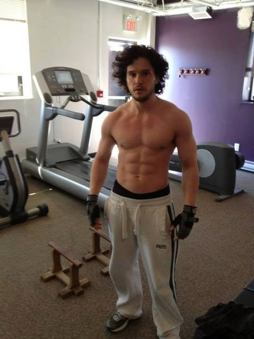 celeb kit harrington Game of Thrones Jon Snow - 8226948608