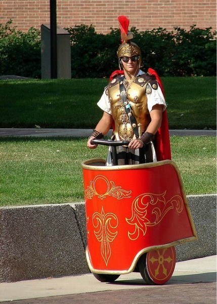 costume,segway,g rated,win