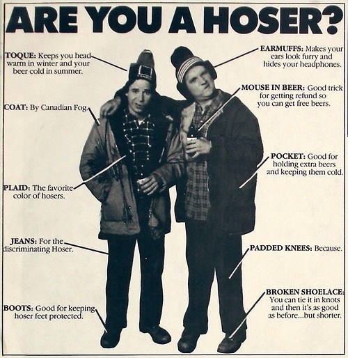 hoser,strange brew,great white north,funny