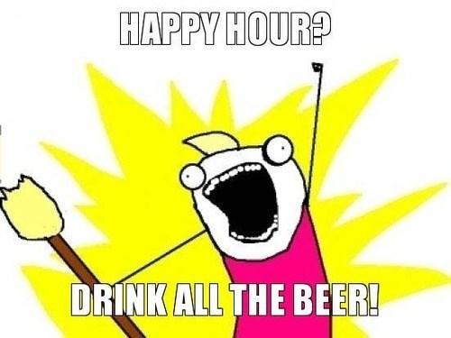bad idea,happy hour,hangover,funny
