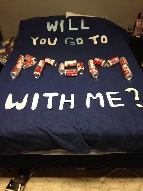 beer good idea funny prom - 8227461376