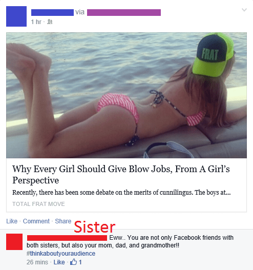 family,facebook