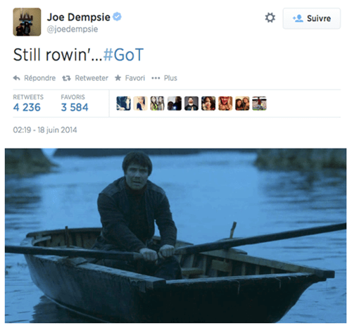 twitter Game of Thrones gendry - 8228222208