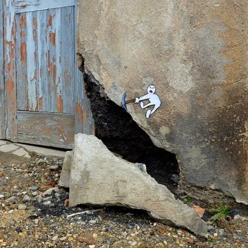 graffiti Street Art hacked irl - 8228511744