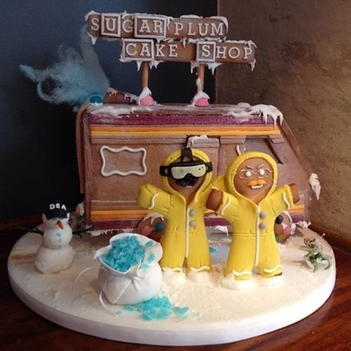 breaking bad baking puns