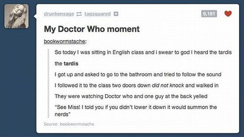 doctor who nerdgasm tumblr failbook g rated - 8228548864