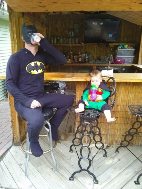 costume baby robin parenting batman g rated - 8228604928