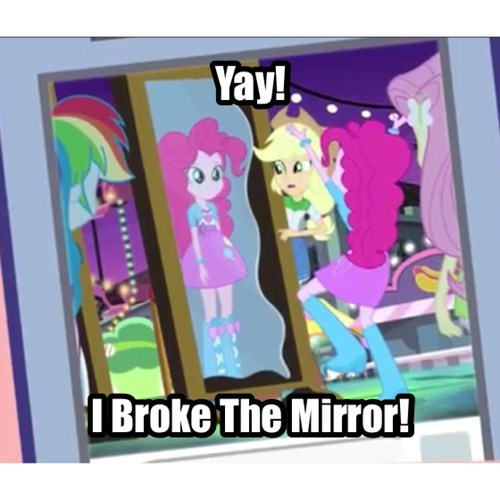 4th wall,equestria girls,pinkie pie