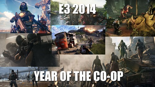co-op,e3,video games,E32014
