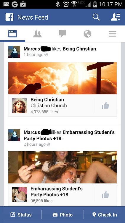 facebook christians jesus - 8229511168