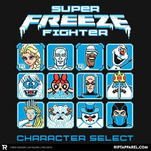 fighting games for sale elsa iceman tshirts - 8229582592