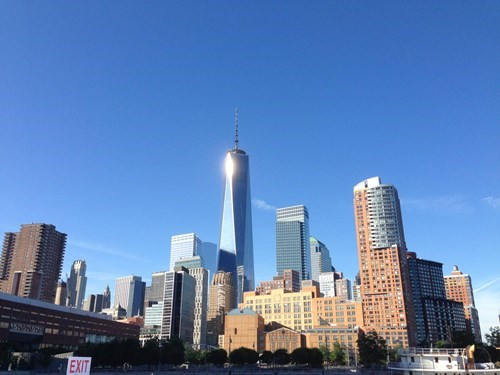 new york city freedom tower - 8231271168