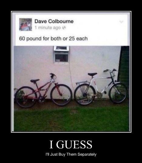 bike cheap funny math idiots - 8231751424