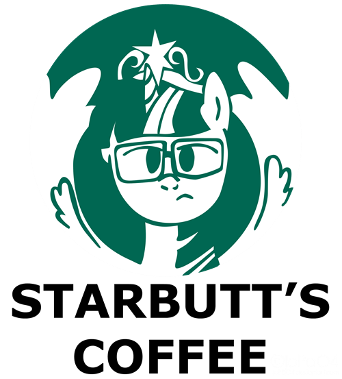 coffee Starbucks twilight sparkle - 8232310784