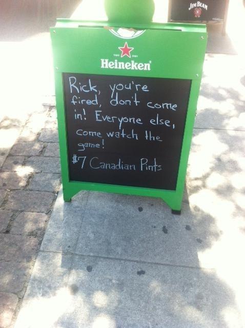 sign,pub,bartender,funny