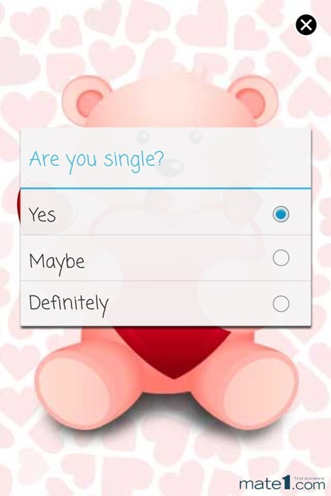 funny survey online dating single