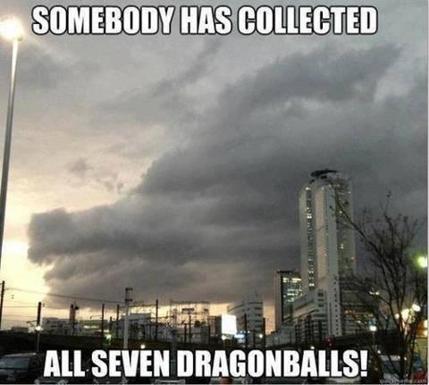 dragonball z dragonballs - 8232765696