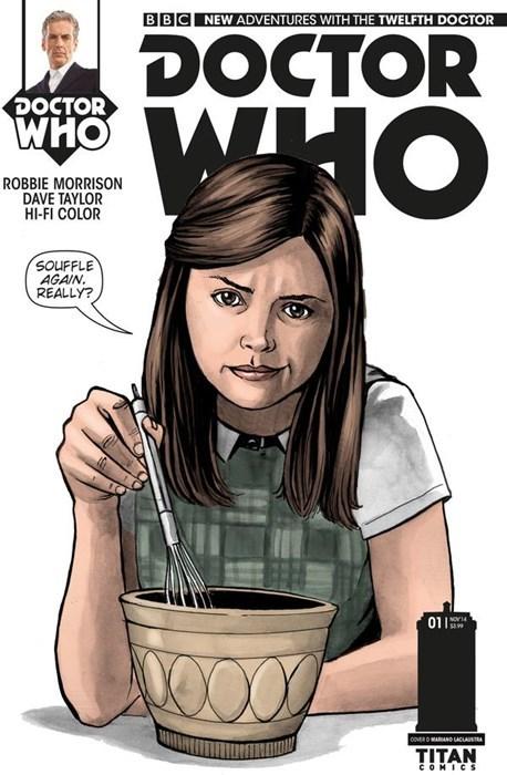 comic books souffle clara oswin oswald - 8232777984