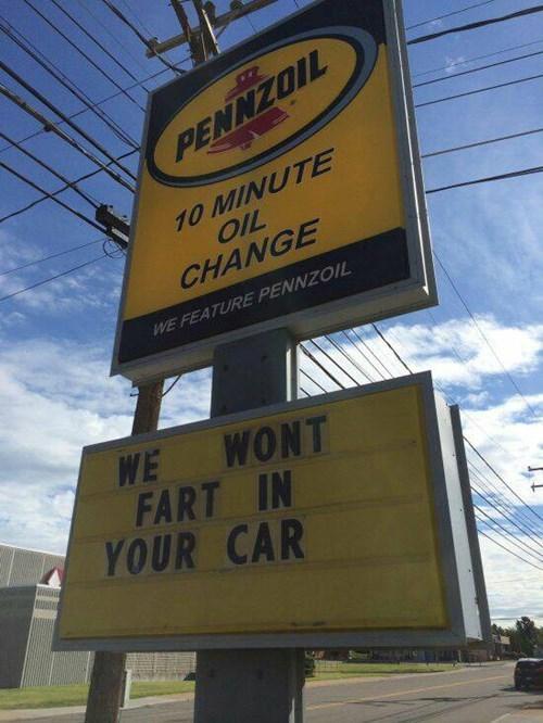 cars,pennzoil