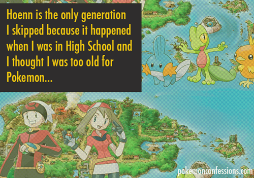 gen III,Pokémon,hoenn,remakes