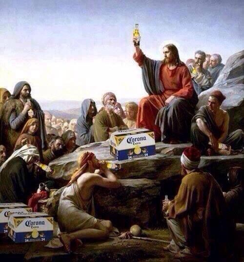 jesus beer corona funny - 8232878336