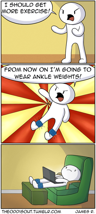 ankles exercise web comics - 8232901120