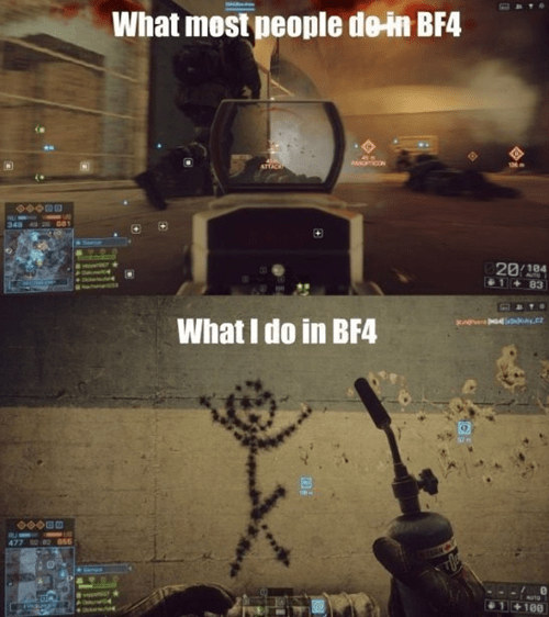 Battlefield 4 gaming gamers For Teh Lulz - 8233027584