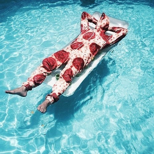 onesie poorly dressed pizza g rated - 8233048064