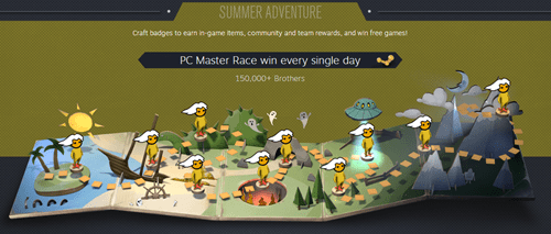 steam summer adventure PC MASTER RACE - 8233073664