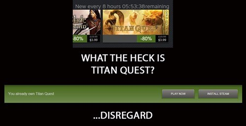 steam titan quest steam sale steam sales