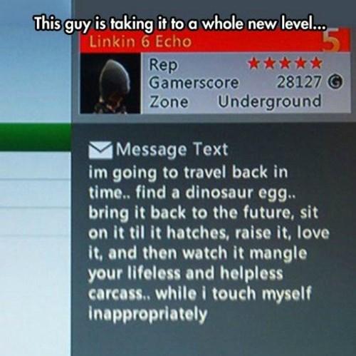 xbox live trash talking xbox video games - 8233097984