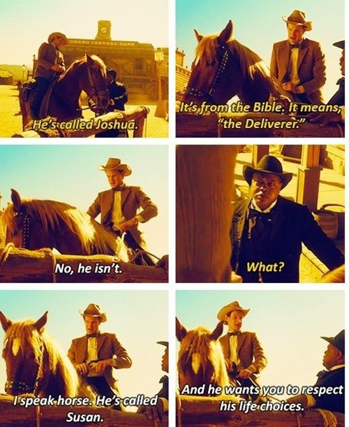 11th Doctor horse - 8233105664